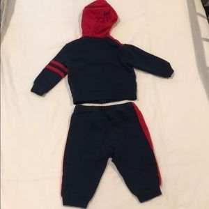 Ralph Lauren Matching Sets - Baby boys Ralph Lauren sweatsuit 9M